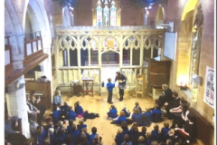 Assembly in Church